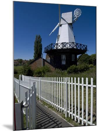 Rye Windmill, Rye, East Sussex, England, United Kingdom, Europe-Ethel Davies-Mounted Photographic Print