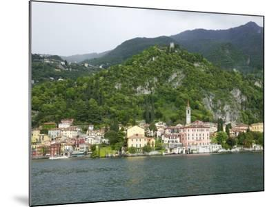 View of Varenna, Lake Como, Lombardy, Italian Lakes, Italy, Europe-Peter Barritt-Mounted Photographic Print
