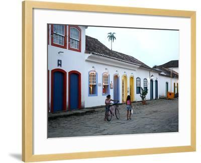 Parati, Rio de Janeiro State, Brazil, South America-Yadid Levy-Framed Photographic Print