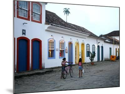 Parati, Rio de Janeiro State, Brazil, South America-Yadid Levy-Mounted Photographic Print