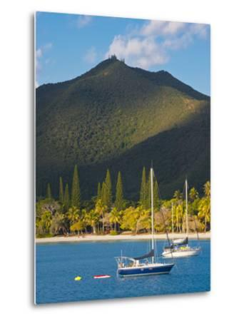 The Bay de Kuto, Ile Des Pins, New Caledonia, Melanesia, South Pacific-Michael Runkel-Metal Print