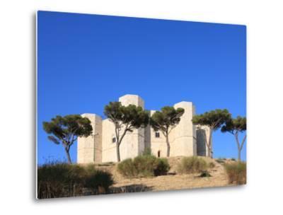 Castel del Monte (Federico II Castle), UNESCO World Heritage Site, Puglia, Italy, Europe-Vincenzo Lombardo-Metal Print
