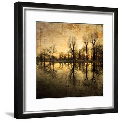 Down Deep into the Pain-Philippe Sainte-Laudy-Framed Photographic Print