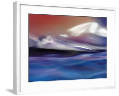 Land of Fire and Water-Ursula Abresch-Framed Photographic Print