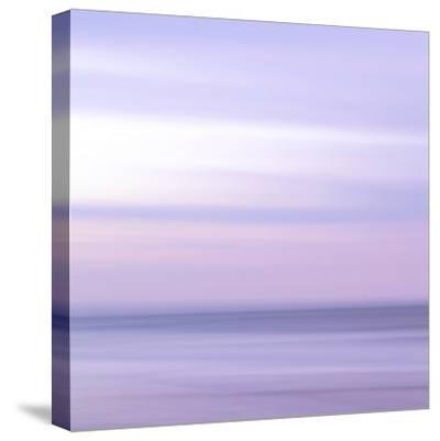 Purple Horizon-Doug Chinnery-Stretched Canvas Print