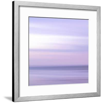 Purple Horizon-Doug Chinnery-Framed Photographic Print