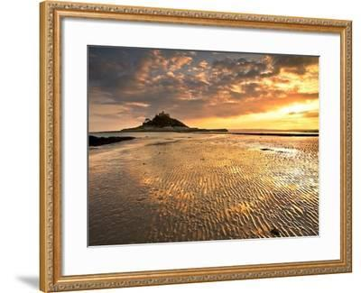 Golden Dreams-Doug Chinnery-Framed Photographic Print