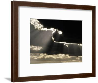 Heaven's Gate-Art Wolfe-Framed Photographic Print