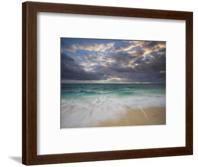 Sand and Sky-Art Wolfe-Framed Photographic Print