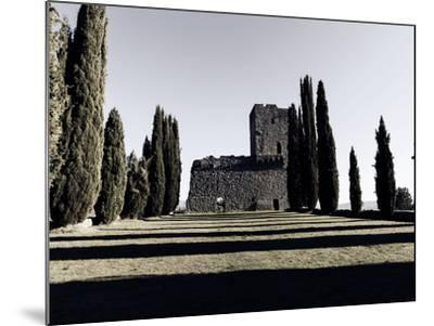 The Fortress-Marco Carmassi-Mounted Photographic Print