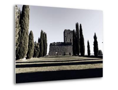 The Fortress-Marco Carmassi-Metal Print