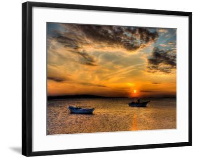 Sunset Beauty2-Nejdet Duzen-Framed Photographic Print