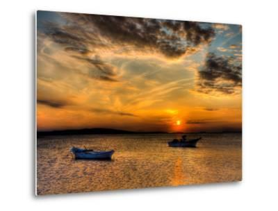 Sunset Beauty2-Nejdet Duzen-Metal Print