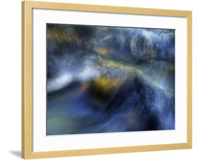 Sun Scribbles in the Evening-Ursula Abresch-Framed Photographic Print