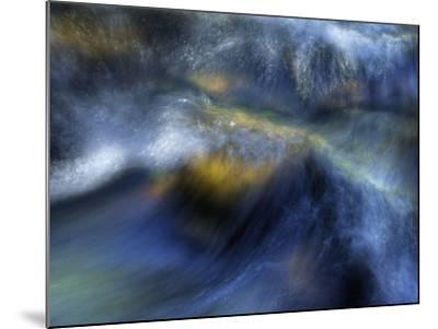 Sun Scribbles in the Evening-Ursula Abresch-Mounted Photographic Print