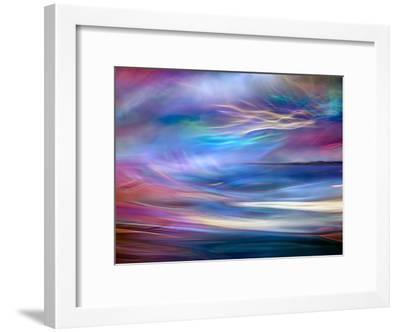 Evening Ferry Ride-Ursula Abresch-Framed Photographic Print