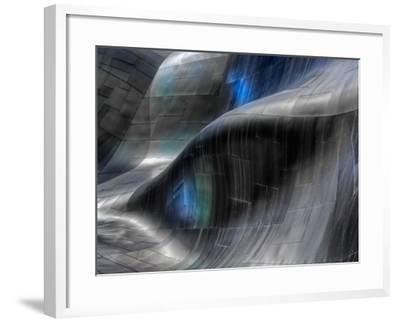Metalfall-Ursula Abresch-Framed Photographic Print