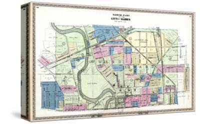 1899, Warren City - North, Ohio, United States--Stretched Canvas Print