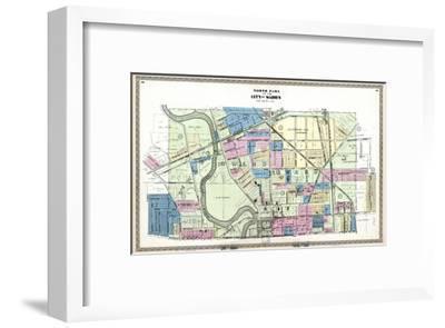 1899, Warren City - North, Ohio, United States--Framed Giclee Print