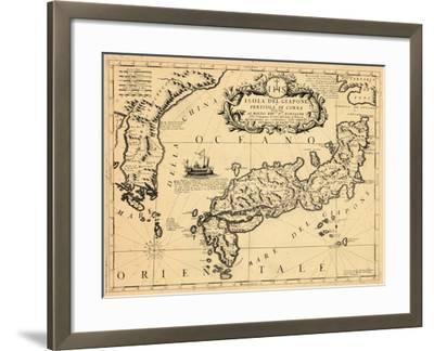 1692, Japan--Framed Giclee Print