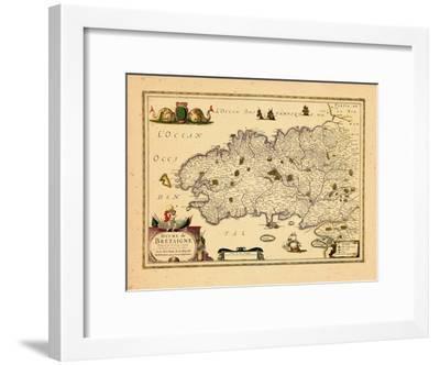 1646-57, France--Framed Giclee Print