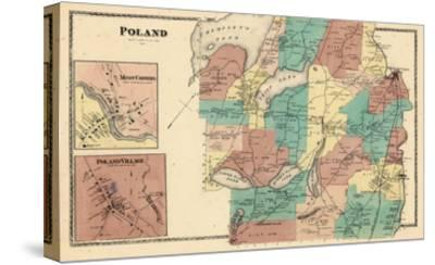 1873 Poland Maine United States Giclee Print By Art Com