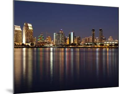 Buildings at the Waterfront, San Diego, California, USA--Mounted Photographic Print