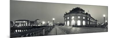 Bode-Museum on the Museum Island at the Spree River, Berlin, Germany--Mounted Photographic Print