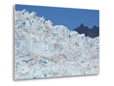 Bear Glacier in Kenai National Park-Michael Melford-Metal Print