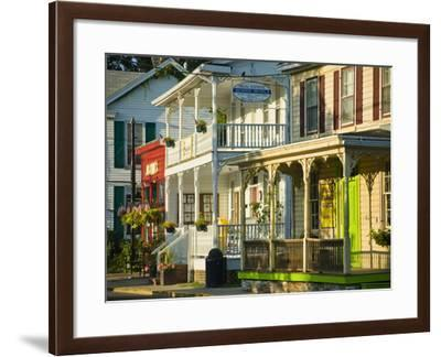 Architecture on Talbot Street-Richard Nowitz-Framed Photographic Print