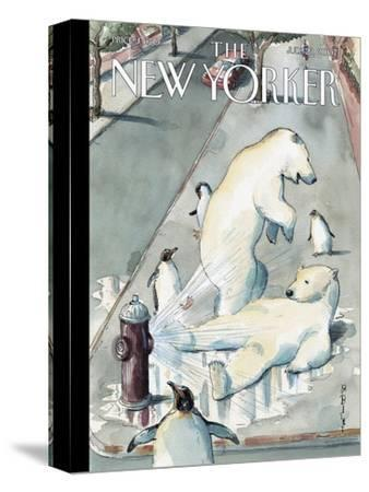 The New Yorker Cover - July 23, 2007-Barry Blitt-Stretched Canvas Print