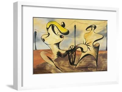 On the Spot-Vaan Manoukian-Framed Art Print