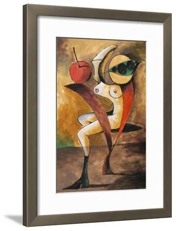 V for Venus-Vaan Manoukian-Framed Art Print