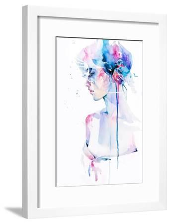 Loss-Agnes Cecile-Framed Art Print