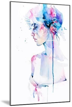 Loss-Agnes Cecile-Mounted Art Print