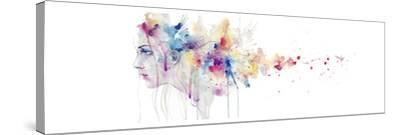 Wake of Herself-Agnes Cecile-Stretched Canvas Print