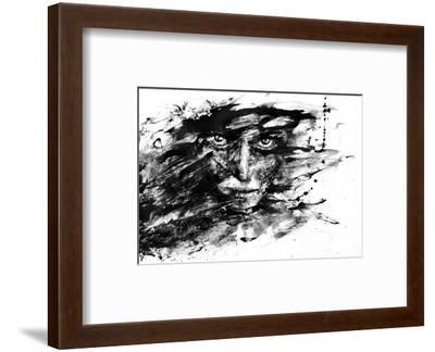 Grosse Fuge-Agnes Cecile-Framed Art Print