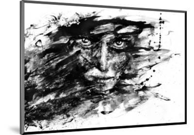 Grosse Fuge-Agnes Cecile-Mounted Art Print