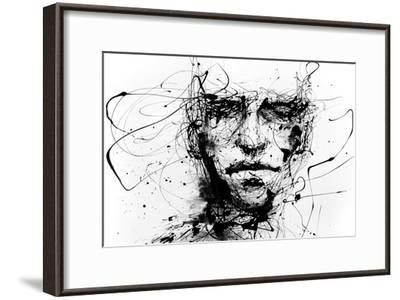 Lines Hold The Memories-Agnes Cecile-Framed Premium Giclee Print