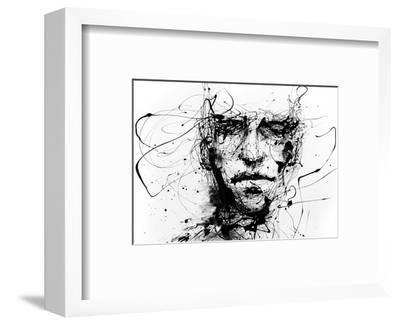 Lines Hold The Memories-Agnes Cecile-Framed Art Print