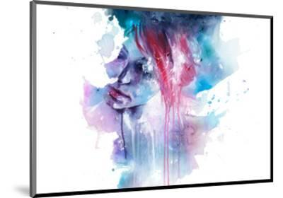 Memory-Agnes Cecile-Mounted Art Print
