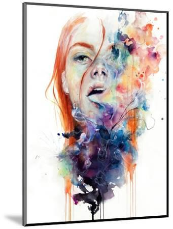 This Thing Called Art Is Really Dangerous-Agnes Cecile-Mounted Premium Giclee Print