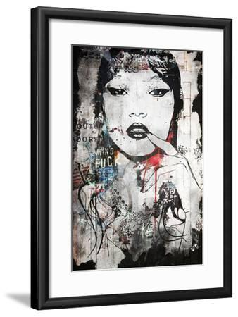 Princess of China-Alex Cherry-Framed Premium Giclee Print