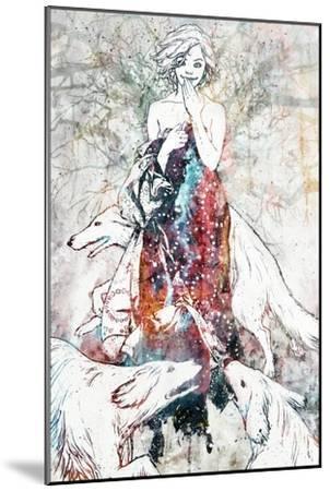 Tinderbox-Alex Cherry-Mounted Art Print