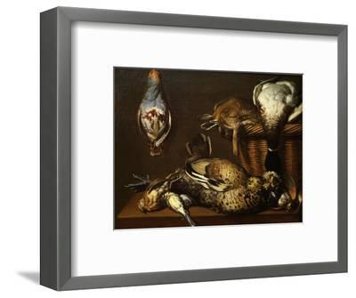 Nature Morte Aux Gibier (Still Life with Game), 1671-Francois Mather-Framed Giclee Print
