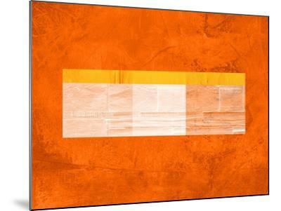 Orange Paper 3-NaxArt-Mounted Art Print