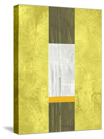Yellow Mist 2-NaxArt-Stretched Canvas Print