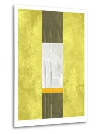 Yellow Mist 2-NaxArt-Metal Print