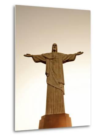 Sbrazil, Rio De Janeiro State, Rio De Janeiro City, Corcovado-Alex Robinson-Metal Print