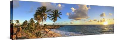 Caribbean, Barbados, Bottom Bay Beach-Michele Falzone-Stretched Canvas Print